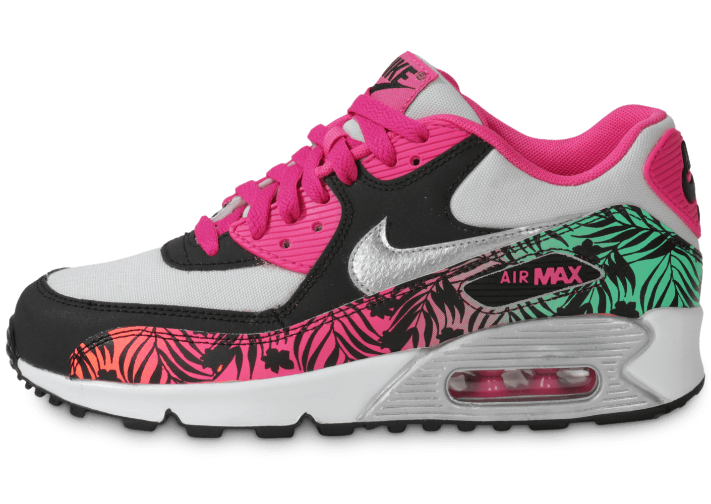 des chaussures nike fille