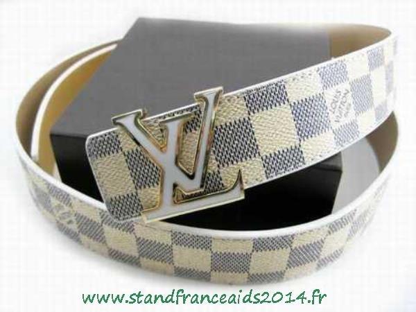 online retailer 74098 f8d26 prix ceinture louis vuitton damier