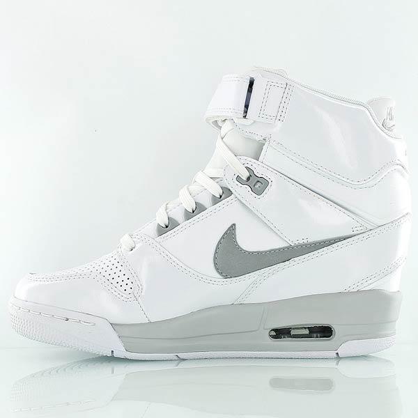 magasin en ligne 533af d58dc Compensee Blanche Nike Nike Pas Cher wvmNn80